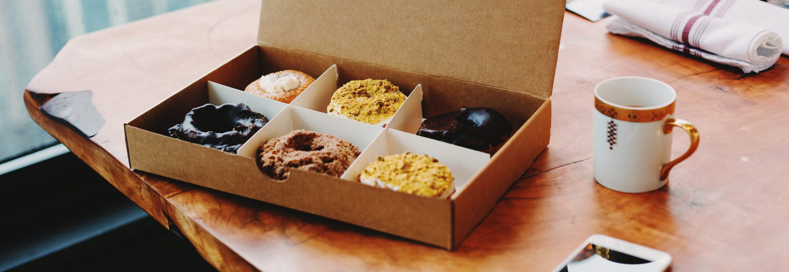 Donuts. For Everyone!